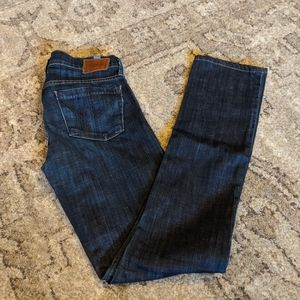 Citizens of Humanity size 24 Ava jeans